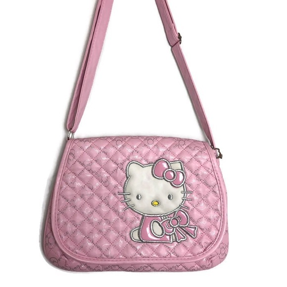 cea0971af Hello Kitty Handbags - Hello Kitty Crossbody Bag